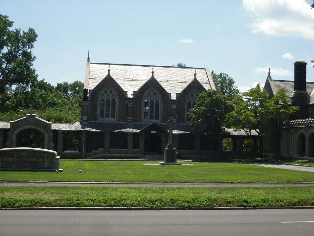 Christ Church Greenwich CT
