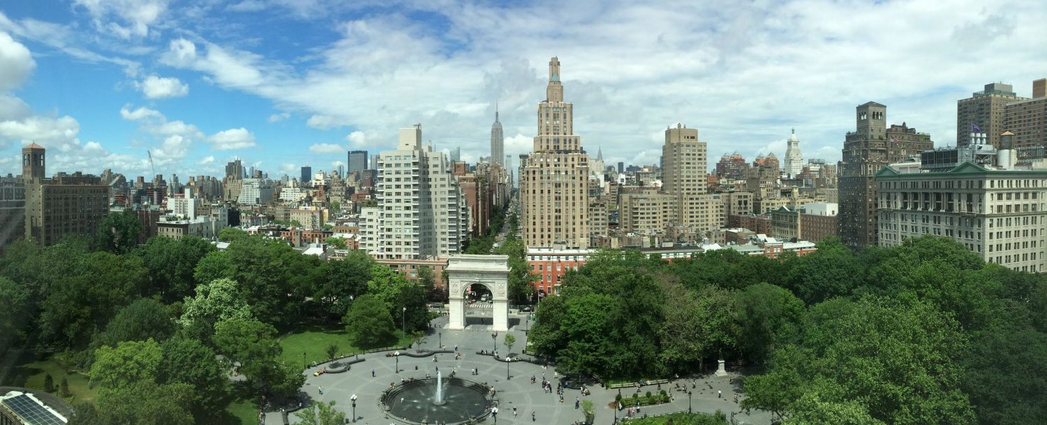 NYU is another one of the great New York City universities