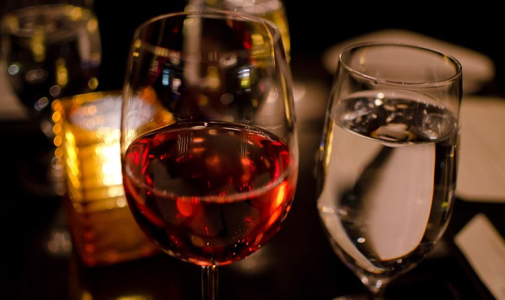 You may as well try the wine at Harvest Restaurant. It is a wine bar, after all.