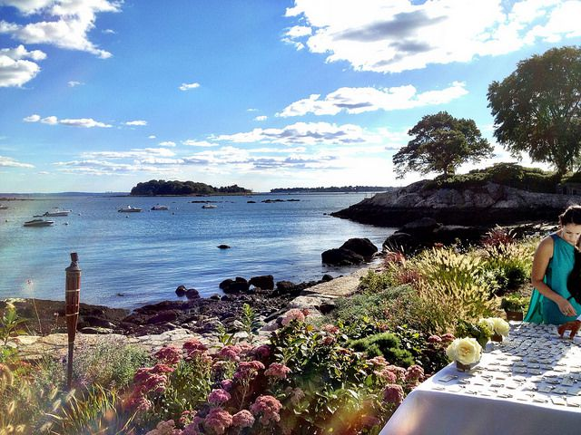 events in Greenwich CT are generally elegant affairs