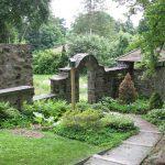 Stanton House Secret Garden