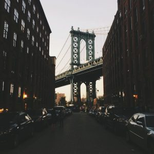 brooklyn bridge in brooklyn, an hour away from a romantic bed and breakfast near nyc