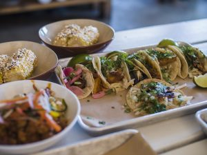 Bar Taco is one of the great restaurants in the village of Port Chester
