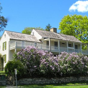 Bush-Holley House