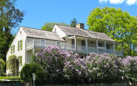 Bush-Holley House and Greenwich Historical Society