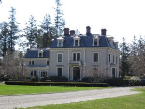 some Greenwich, CT, mansions are very historic
