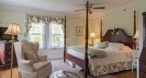 Brush Suite, one of the best Connecticut Honeymoon suites