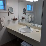Sink of Room 12 at Stanton House Inn, a Greenwich, CT, bed and breakfast