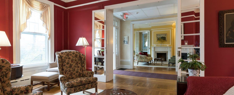 Common Room in Stanton House Inn