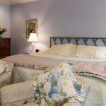 King size bed Room 12 Stanton House Inn