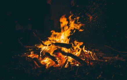 november bonfire in connecticut