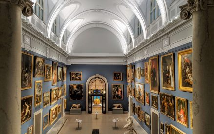 art gallery at the Wadsworth Atheneum