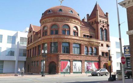 PT Barnum Museum in Bridgeport, Connecticut