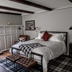 a guest room at one of the best greenwich ct hotels