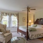 One of the suites at Stanton House Inn