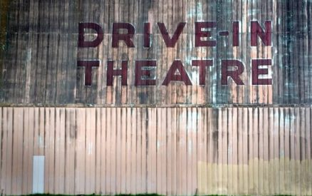 a drive in movie theatre is one of the most retro date ideas in CT on this list
