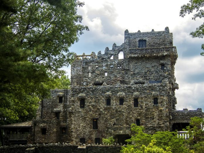 Gillette Castle, one of the most unique things to do in southern CT