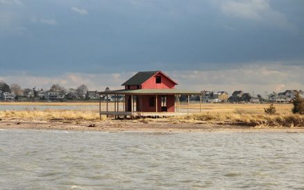 tiny shoreline house in westport, close to sherwood island state park