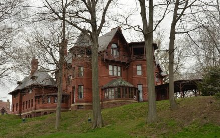 Mark Twain House and Museum in Hartford, CT