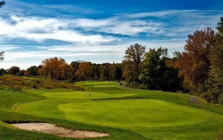 Connecticut golf course